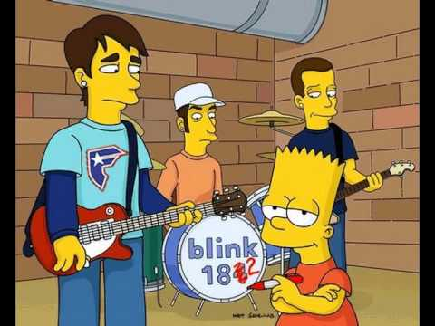 Blink 182 - Dammit drums and bass