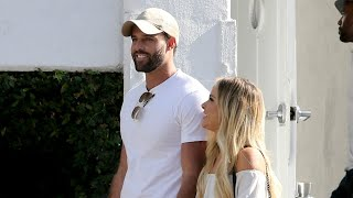 'Bachelor in Paradise' Stars Amanda Stanton and Robby Hayes Spotted Holding Hands!