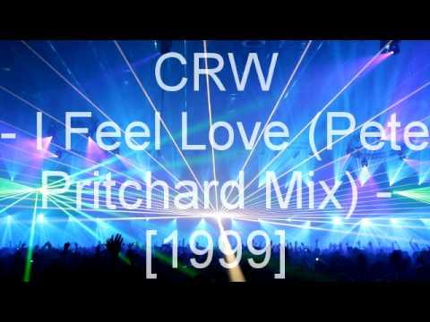 CRW - I Feel Love (Pete Pritchard Mix)