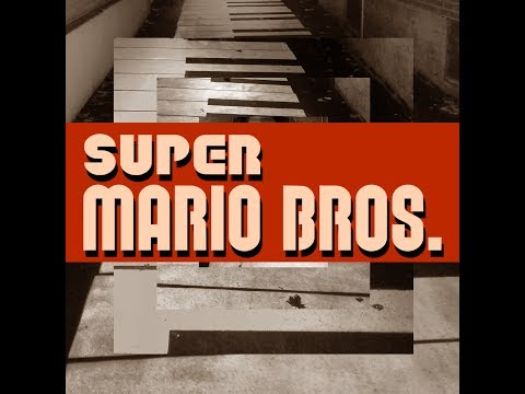 Insane Mario Bros Piano Medley