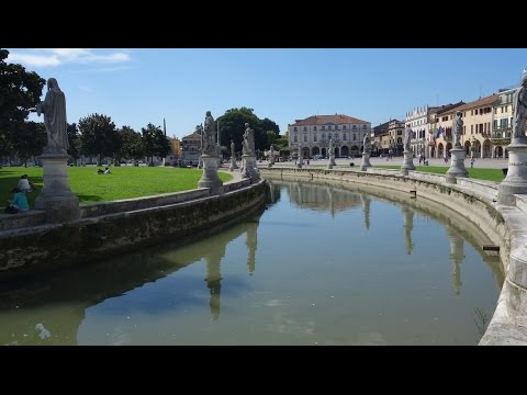 PADUA (ITALIA) 2016 VÍDEO ULTRA HD (4K)