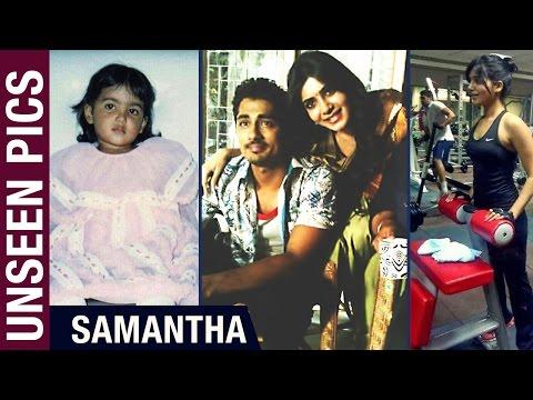 Samantha Rare & Unseen Pics | Samantha Ruth Prabhu Childhood Photos