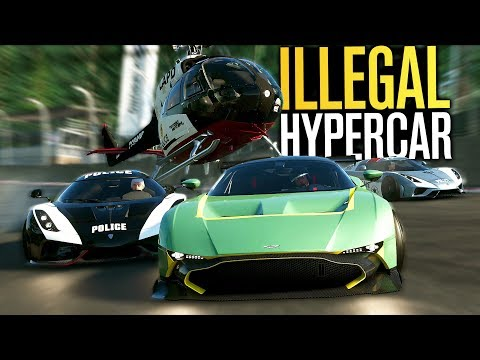 The Crew 2 Hypercars