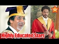 10 Most Educated Bollywood Stars