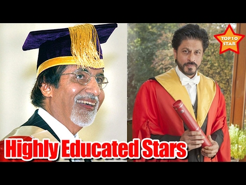 Thumbnail: 10 Most Educated Bollywood Stars