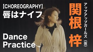 【CHOREOGRAPHY】唇はナイフ【関根梓】Dance Practice