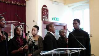 ADVENTIST STRATFORD CHURCH - BOW DOWN AND WORSHIP HIM