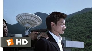 Infernal Affairs (9/9) Movie CLIP - I