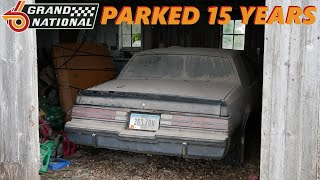 BARNFIND BUICK GRAND NATIONAL - Will it Run and Drive??