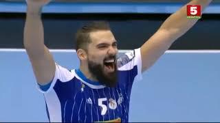 Гандбол. Лига чемпионов 2018-19. Раунд 3. Видеожурнал.
