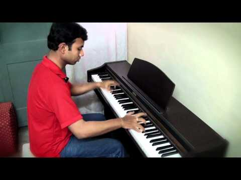 Main agar Kahoon Piano Cover By Chetan Ghodeshwar