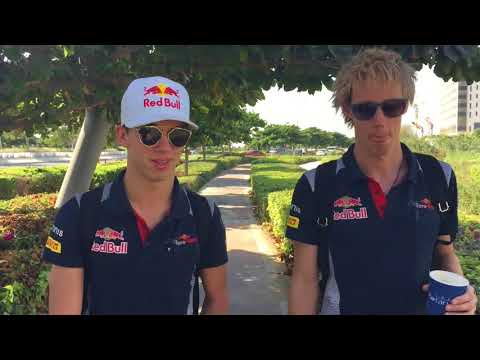 Toro Rosso's Last Day of School 2017