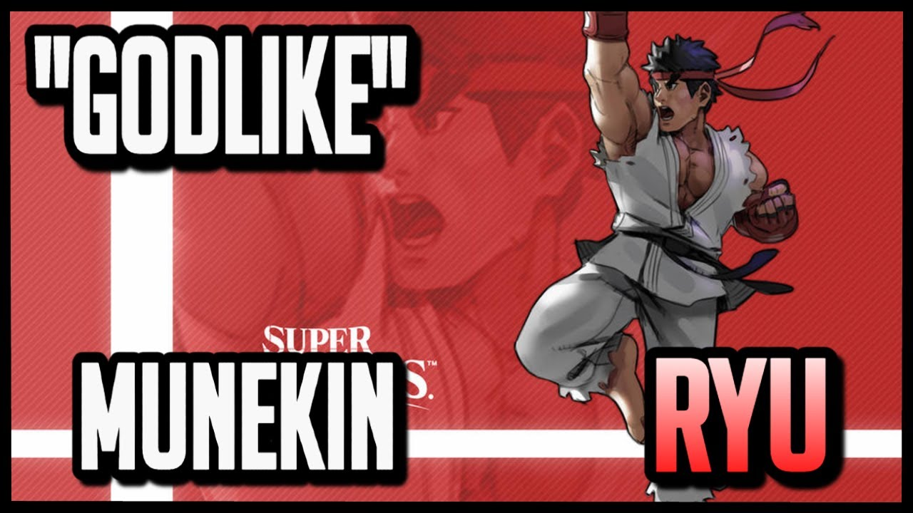 MUNEKIN MAKING RYU LOOK *GODLIKE*