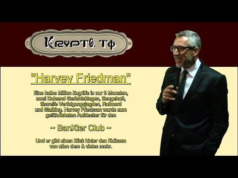 Banken- & Finanz-Verbrechen - Harvey Friedman Präsentiert