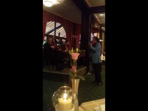 Música en nuestro restaurante , budapest