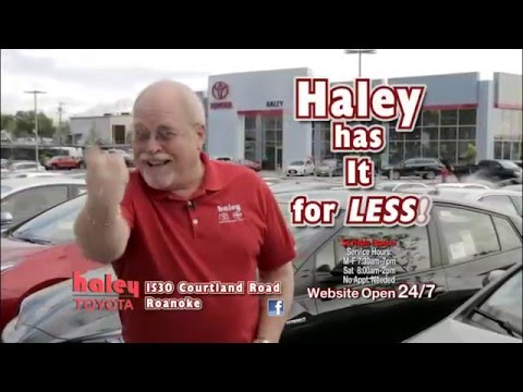 Haley Toyota Of Roanoke May Savings Event   Roanoke VA