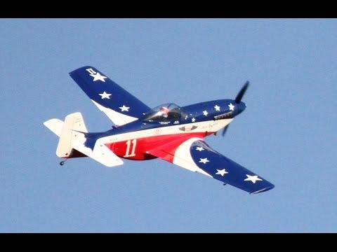 Miss America flyby
