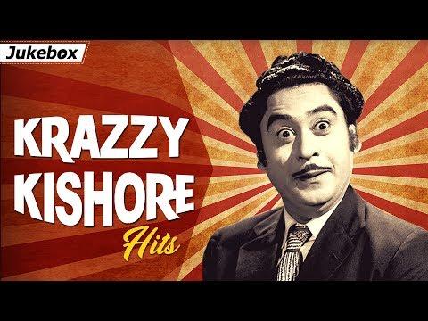Krazzy Kishore Hits | Bollywood Evergreen Songs [HD] | Top 20 Kishore Kumar Fun Songs