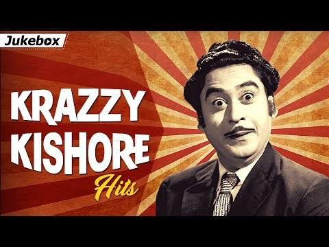 Krazzy Kishore Hits | Bollywood Evergreen Songs [HD] | Top 20 Kishore Kumar Fun Songs