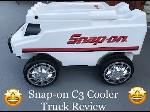 Snap-on C3 Cooler Truck Review!!