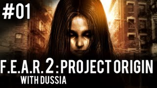 F.E.A.R. 2: Project Origin - #01 Strach, znowu?..