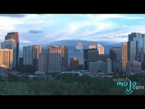 The Climate of Calgary, Alberta in Canada