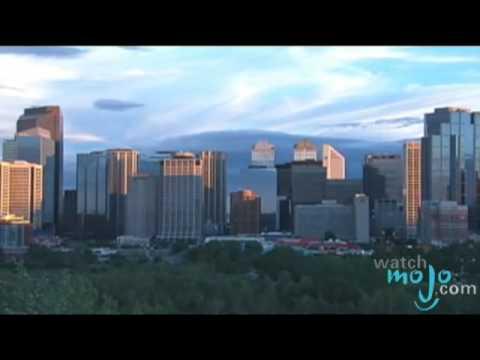 The Climate of Calgary, Alberta in Canada