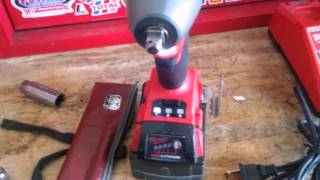 Milwaukee M18 Fuel 3/8 Impact Wrench