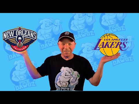 New Orleans Pelicans vs Los Angeles Lakers 3/23/21 Free NBA Pick and Prediction NBA Betting Tips