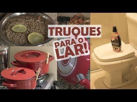 DICAS E TRUQUES QUE TODA DONA DE CASA PRECISA SABER! #8