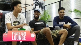 Scotty Pippen & KJ Martin Keep It REAL On BRONNY JAMES, Their Shoe Collection & Exclusive Kanye 😂