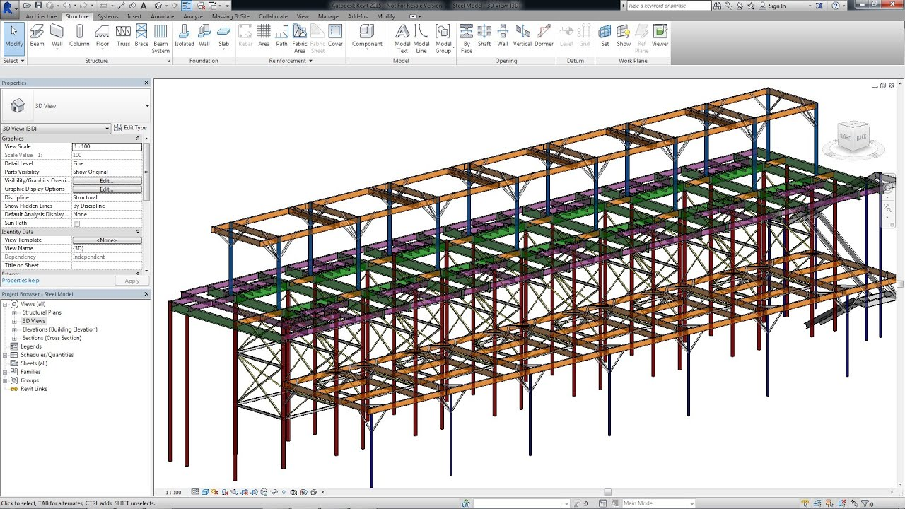 autodesk revit 2015 - greater accuracy of as-built model definition