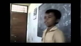 [Video Lucu] Pribang Pribangsaku Murid Di Setrap Guru