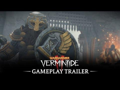 Warhammer: Vermintide 2   Gameplay Trailer