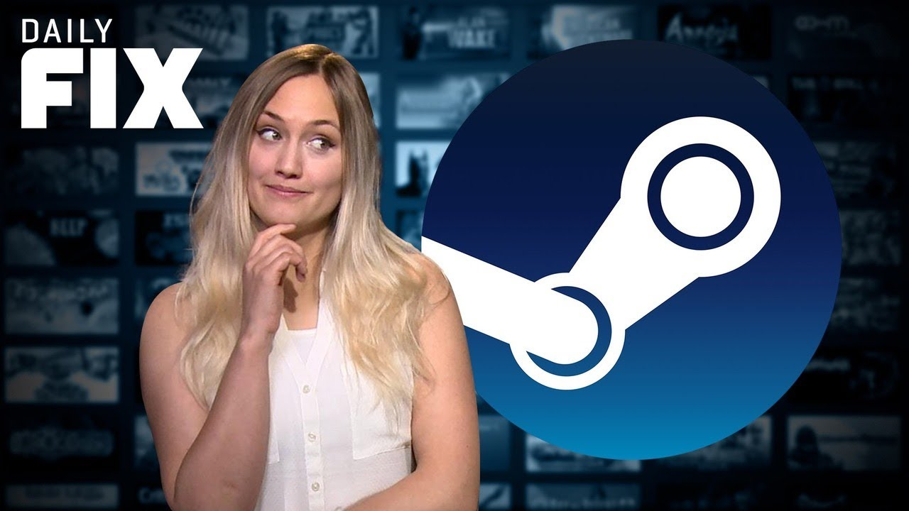Valve Pulls 200+ Games for Deceptive Practices – IGN Daily Fix