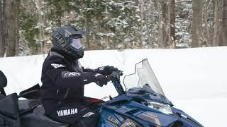 2022 Yamaha Sidewinder S-TX GT EPS