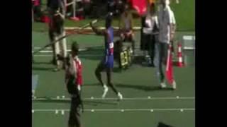 Raphael Holzdeppe jumps 5,70m