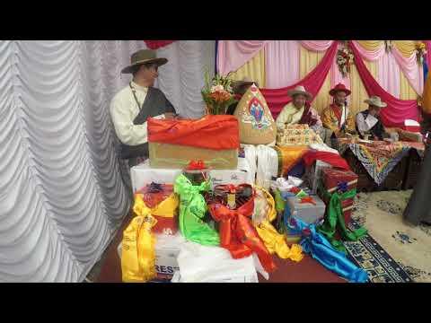 Wedding Ceremony Of Nima Tenzing With Lhakpa Yangji