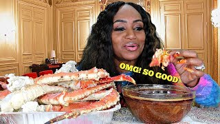 King Crab Seafood Feast