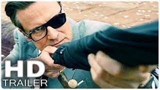 КИНГСМАН 2: ЗОЛОТОЕ КОЛЬЦО русский трейлер 2 (2017)