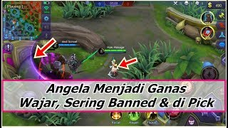4 Hal Hebat Yang Bisa Di Lakukan Angela ! Wajar Saja Sering Di Banned dan First Pick