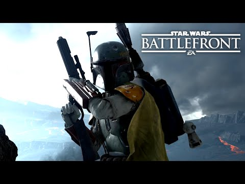 Star Wars Battlefront - Hero Kill Montage w/ Boba Fett