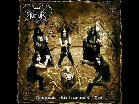 La primera banda de White Metal; HORTOR