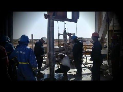 Petroleum Engineering Internship