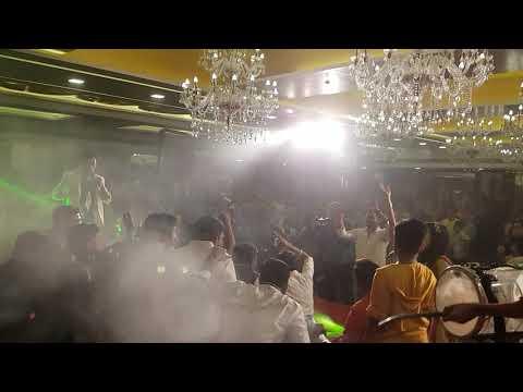 ML BEATS Navratri 2k17 yatish Rathod n group n Sanjay on keyboard..