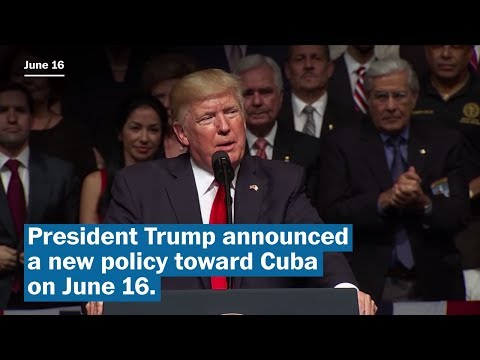 Trump's new Cuba policy, explained