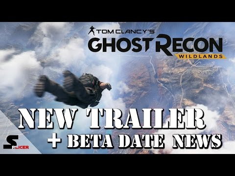 New Trailer and BETA release date news - Tom Clancy Ghost Recon Wildlands