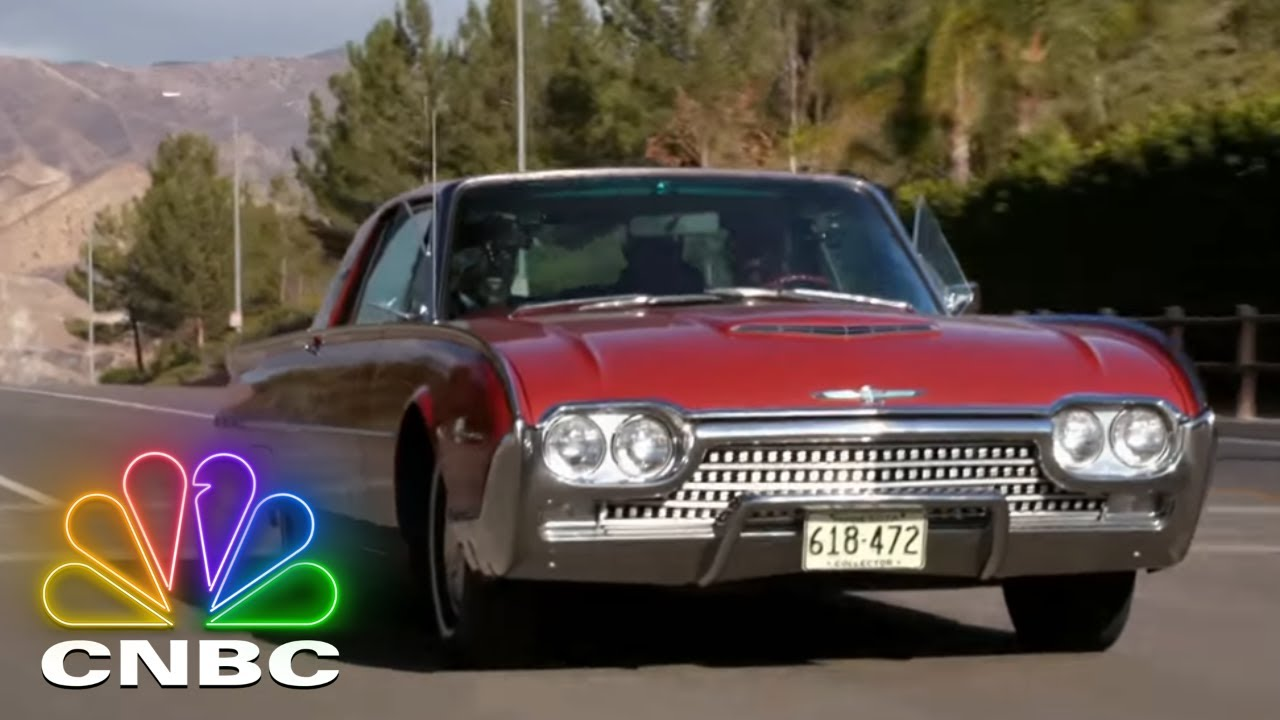 Jay Leno S Garage Jay Rides With Legends On An All New Jay Leno S Garage Cnbc Prime