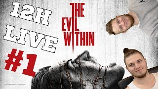 12h TIEŠRAIDE | THE EVIL WITHIN
