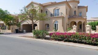 Spacious Type C2 Villa For Rent In Alvorada 3 Arabian Ranches Youtube